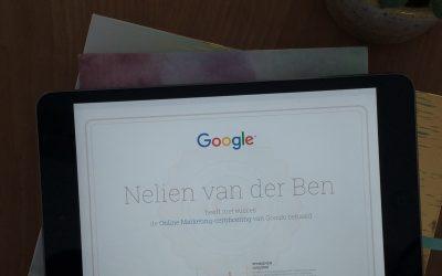 Online Marketing-certificering #Google