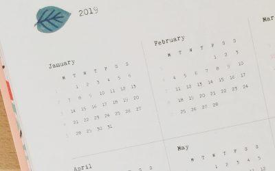 Jouw marketingplan voor 2019